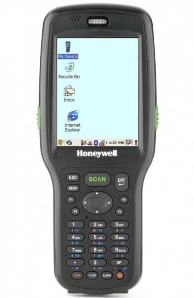 Honeywell Dolphin 6500 - robustes Datenerfassungsterminal