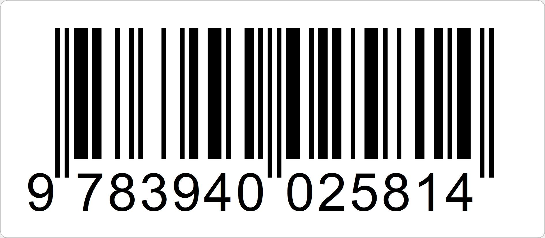GTIN, EAN-13 und EAN-8 für die Produktkennzeichnung