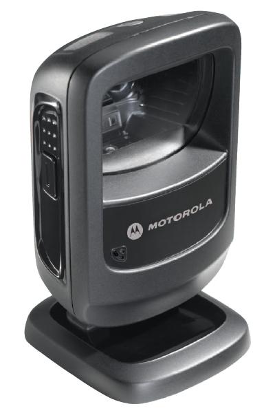 Motorola DS9208 Präsentationsscanner für 2D Barcodes im Handel, Dienstleistungsbereich oder Logistik