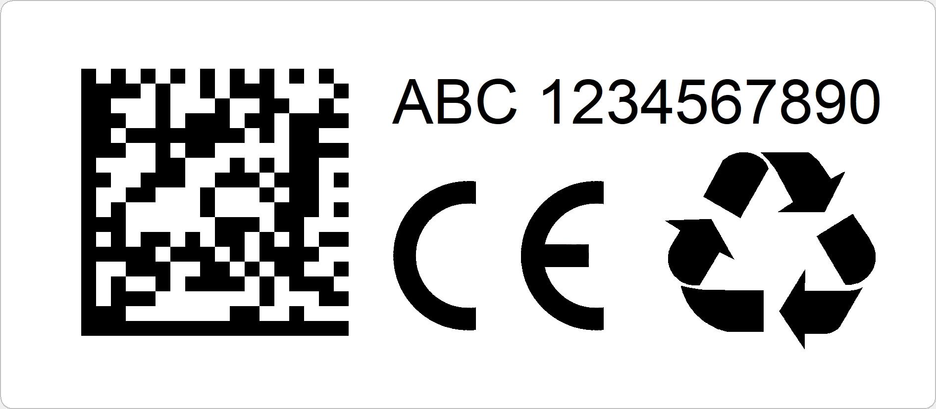DataMatrix ist ein 2D-Code für die Kennzeichnung und Identifikation