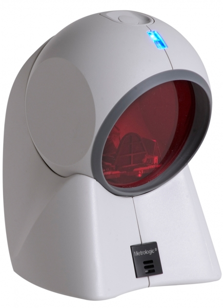 Honeywell Orbit 7120 weiß Präsentationsscanner 1D Barcode